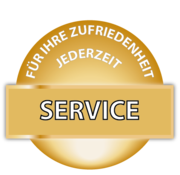 Service Button von Tele-Partner-Offenburg